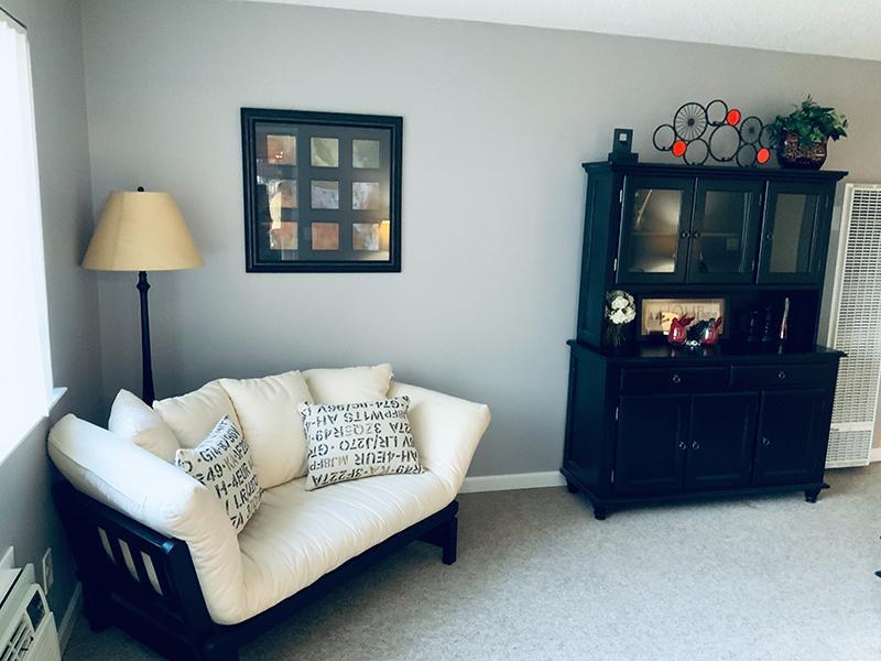 Front Room | Reno Vista Apartments