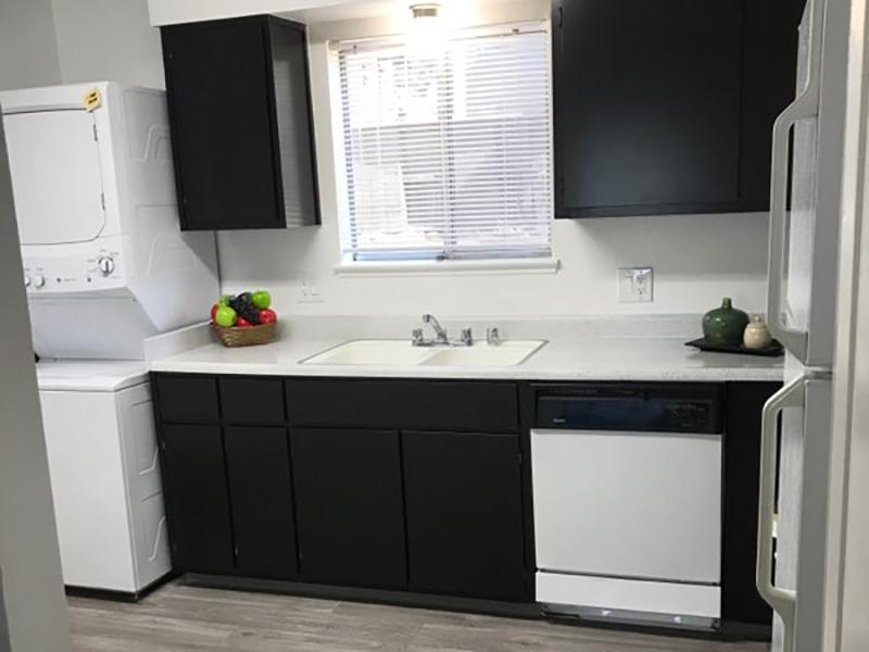 Kitchen | Reno Vista Apartments