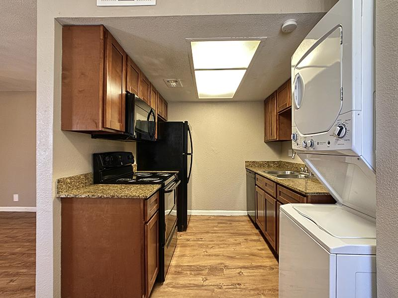 Fully Equipped Kitchen | Country Park Villas Apartments