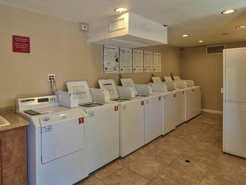 Laundry Facility | Country Park Villas
