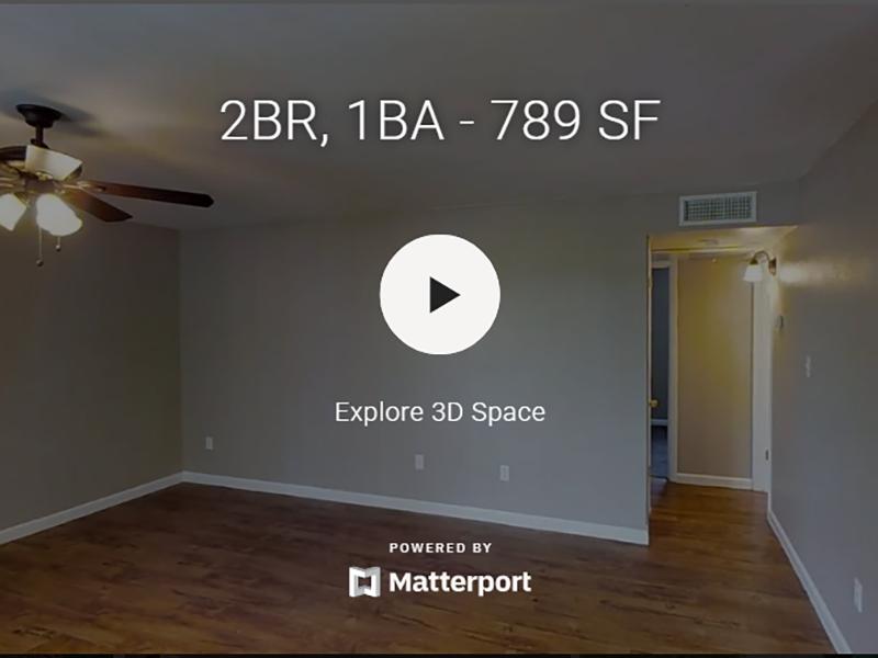 3D Virtual Tour of The Vine Apartments