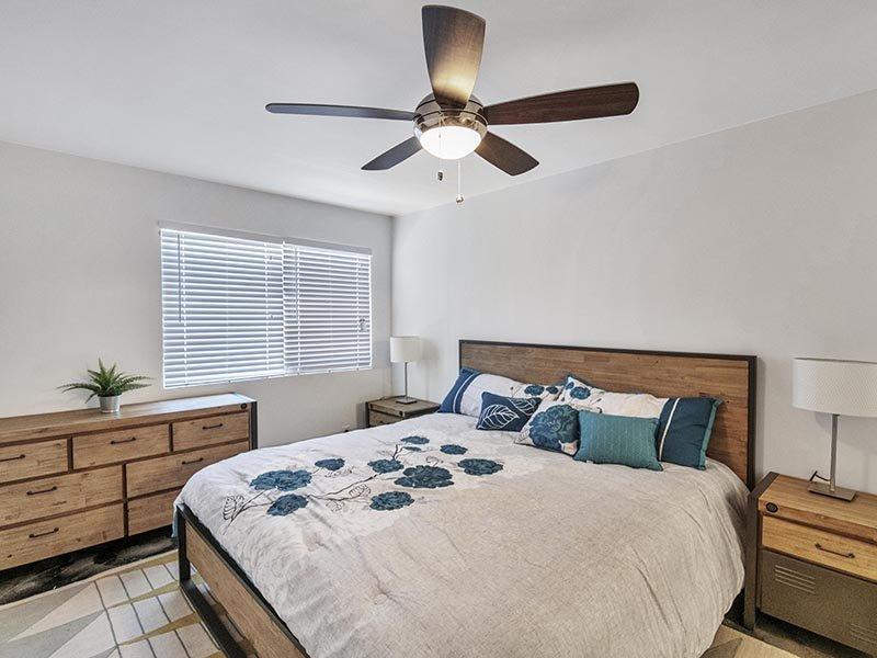 Master Bedroom | 454 West Brown Apartments