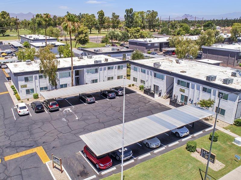 454 West Brown Apartments in Mesa, AZ
