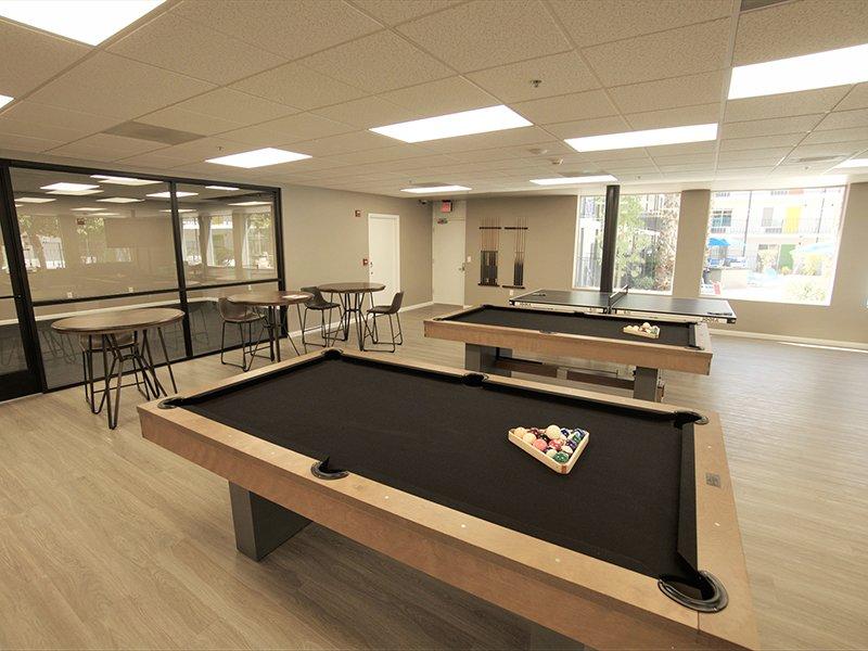 Pool Tables | Sahara Apartments in Tucson, AZ