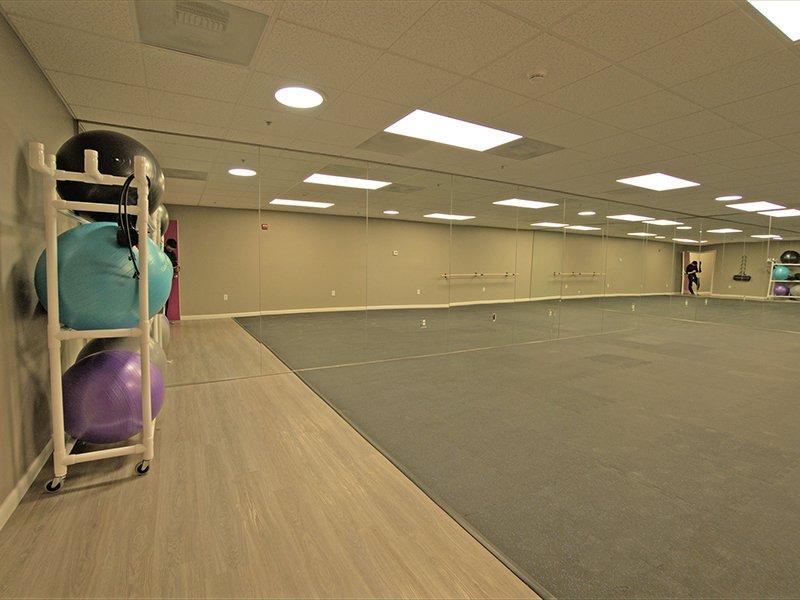 Yoga Center | Sahara Apartments in Tucson, AZ