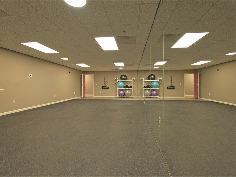 Yoga Studio | Sahara Apartments in Tucson, AZ