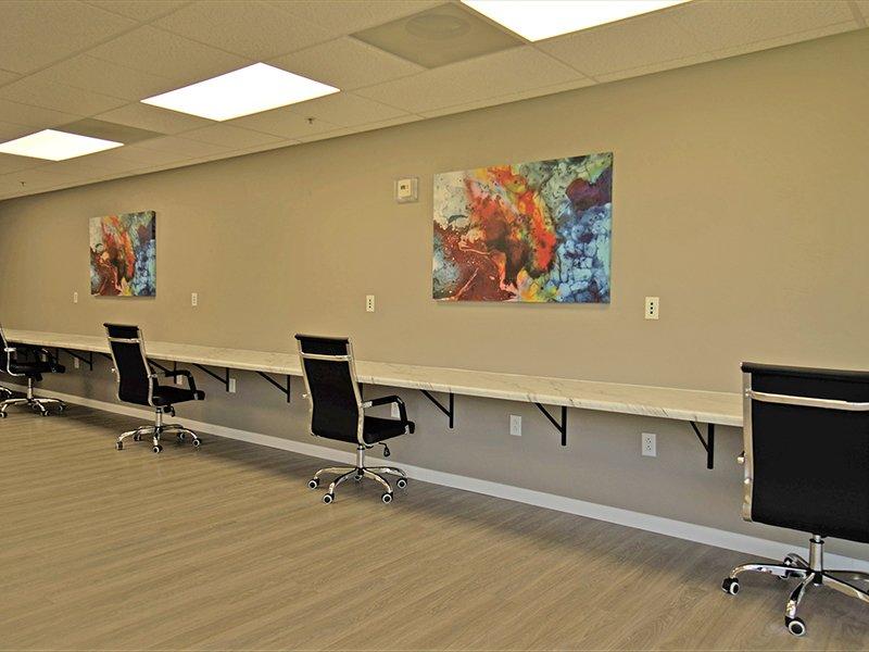 Business Room | Sahara Apartments in Tucson, AZ