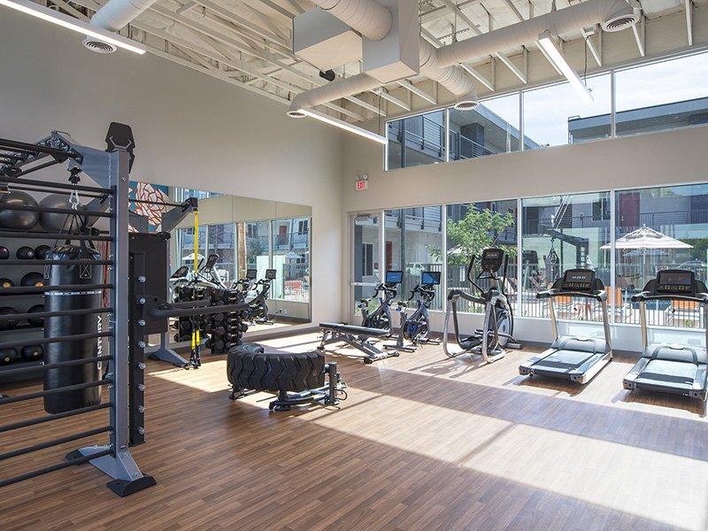 Fitness Center | Urbana on 12th