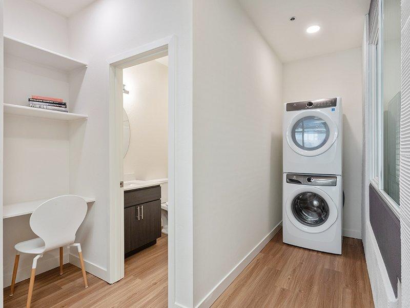 Washer & Dryer | Urbana on 12th