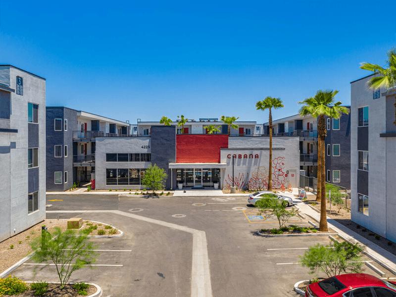 Property Entrance | Urbana on 12th