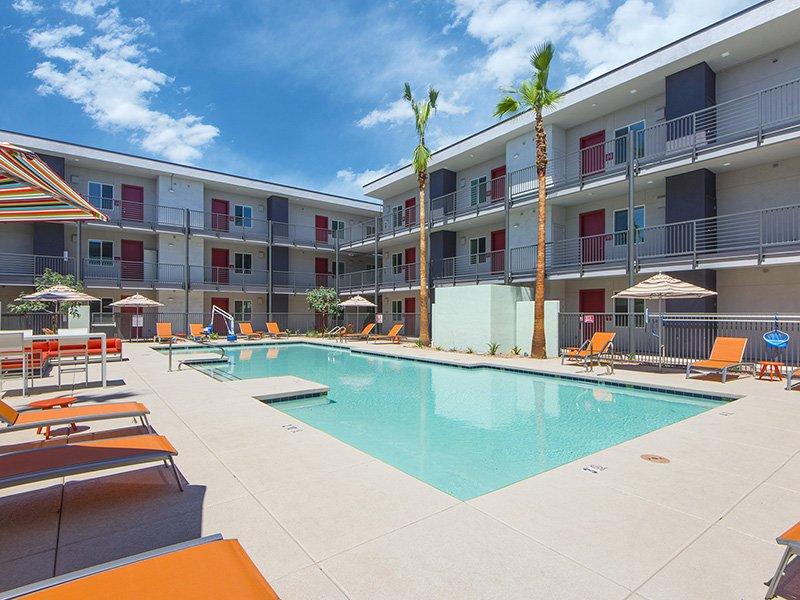 Pool | Urbana on 12th