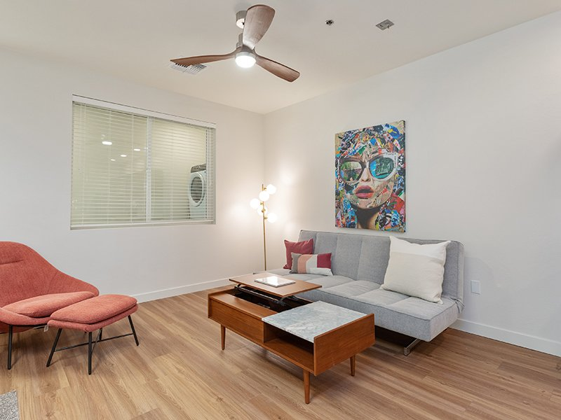 Living Room | Urbana on 12th
