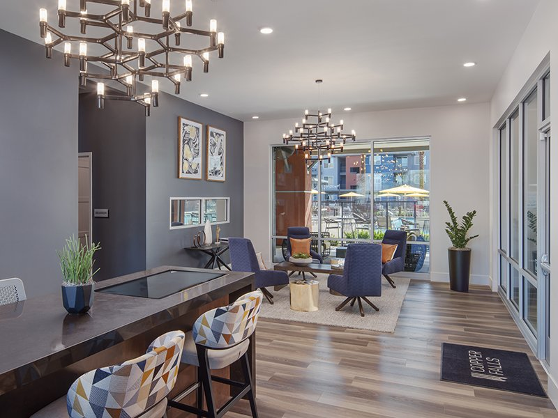 Entryway | Copper Falls Apartments in Glendale, AZ