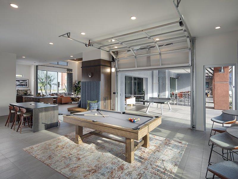 Pool Table | Copper Falls Apartments in Glendale, AZ