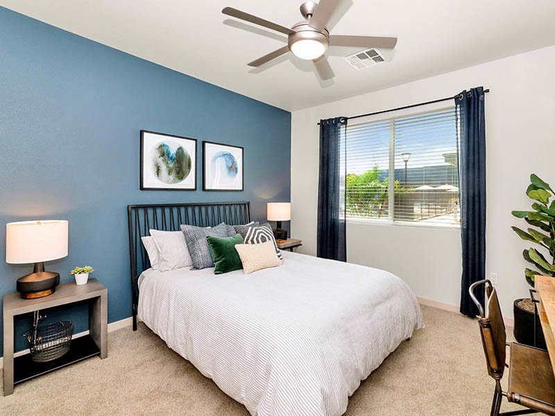 Bedroom 2 | Copper Falls Apartments in Glendale, AZ