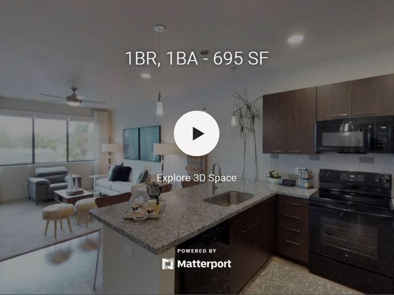 3D Virtual Tour of The Curve at Melrose Apartments