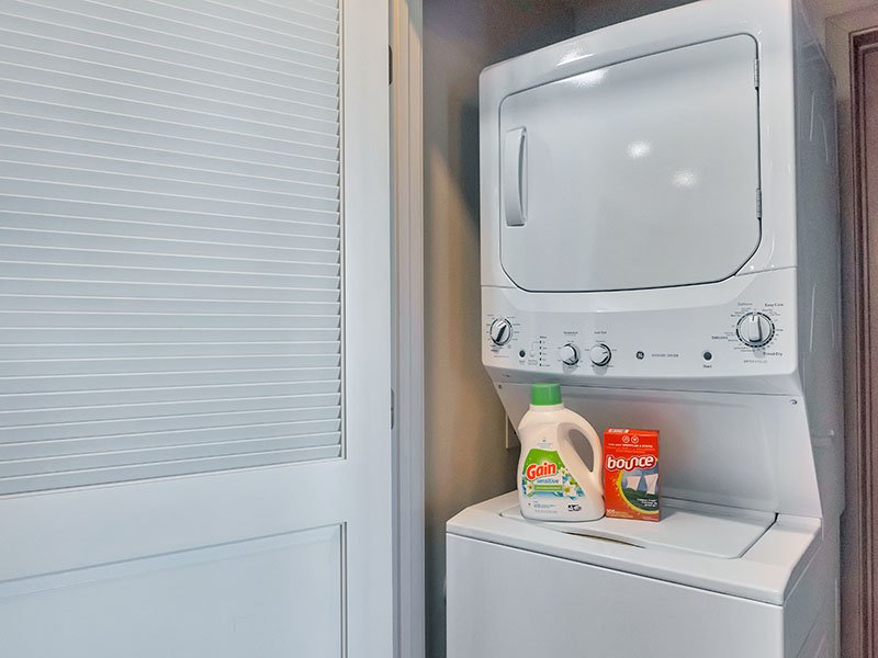Washer and Dryer | The Curve at Melrose Apartments in Phoenix, AZ