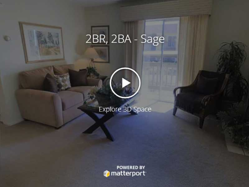 3D Virtual Tour of Sombra Del Oso Apartments