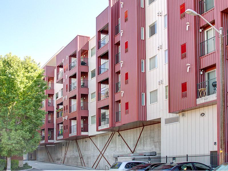 Lotus Apartments in Salt Lake City, Utah