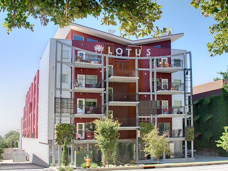 Lotus Apartments in Salt Lake City for rent