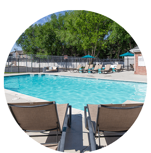Salt Lake City Apartment Amenities at Candlestick Lane