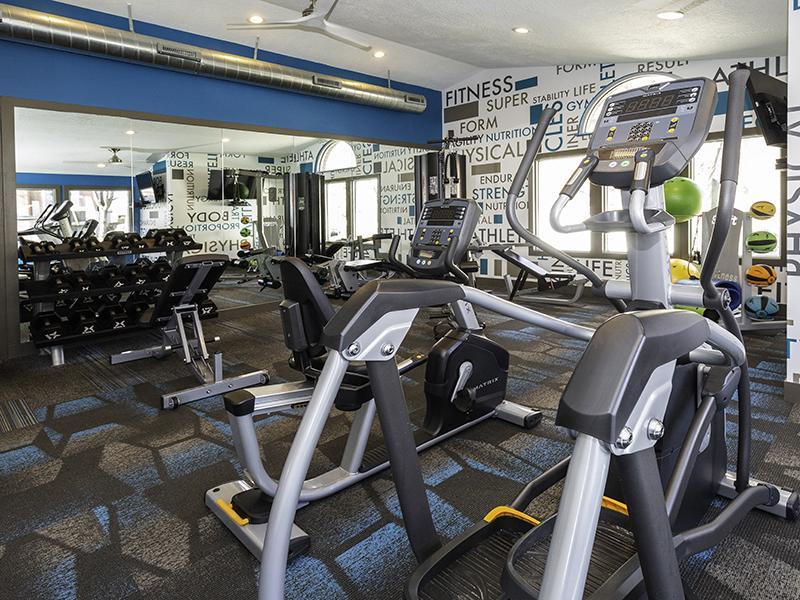 Gym | Candlestick Lane Apartments in Salt Lake City, UT