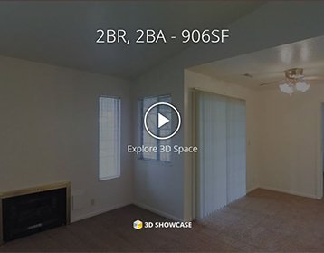 3D Virtual Tour of Candlestick Lane Apartments