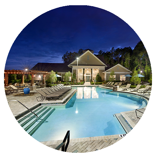 Amenities For The Park At Southwood Apartments, Tallahassee