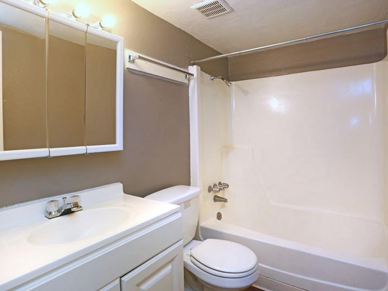 Bathroom | Places at Capitol Village