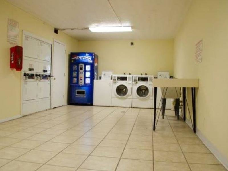 Laundry Area | Places at Capitol Village