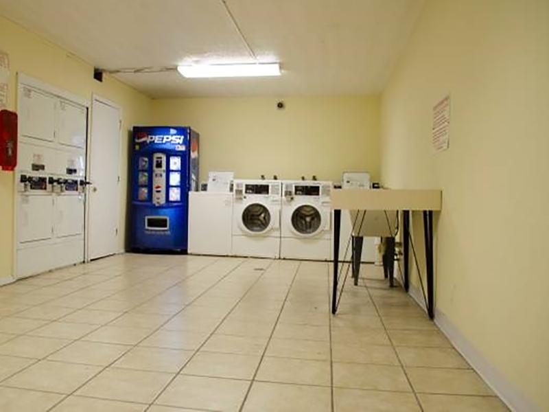 Laundry Area | Lodge2765 Apartments