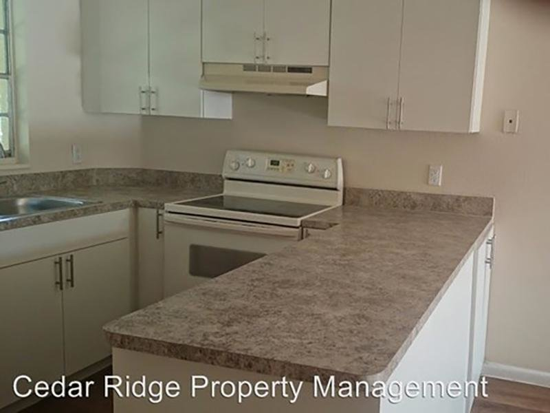 Kitchen | Cedar Ridge Apartments