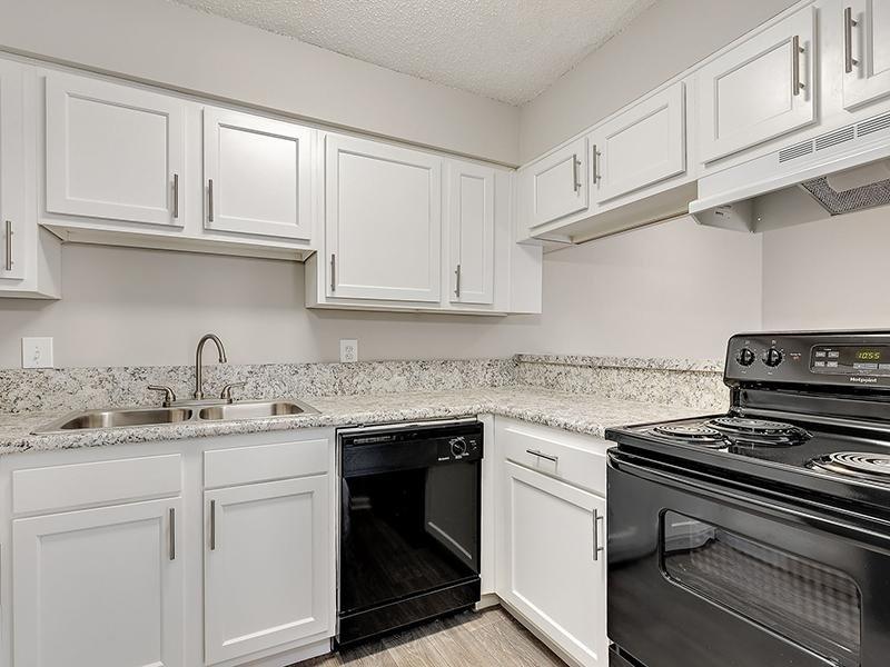 Kitchen | Volare Apartments
