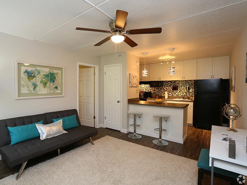 Open Floorplans | The Edge @ 401 Apartments