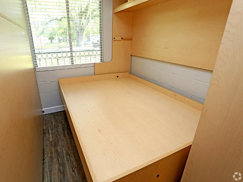 Room Interior | The Edge @ 401 Apartments