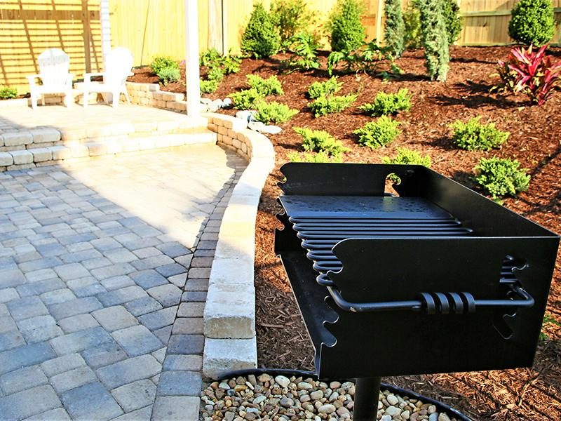 BBQ Grill | The Edge @ 401 Apartments
