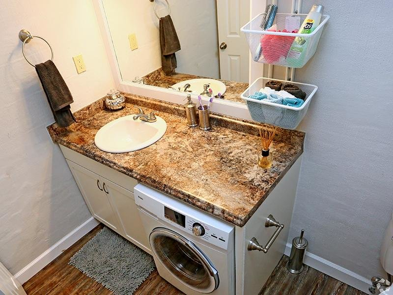 Washer & Dryer   The Edge @ 401 Apartments