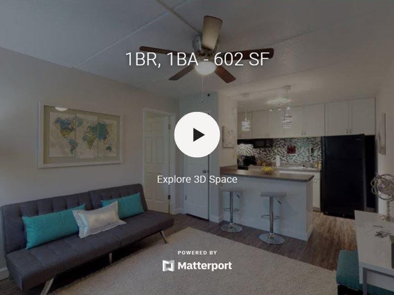3D Virtual Tour of The Edge @ 401 Apartments