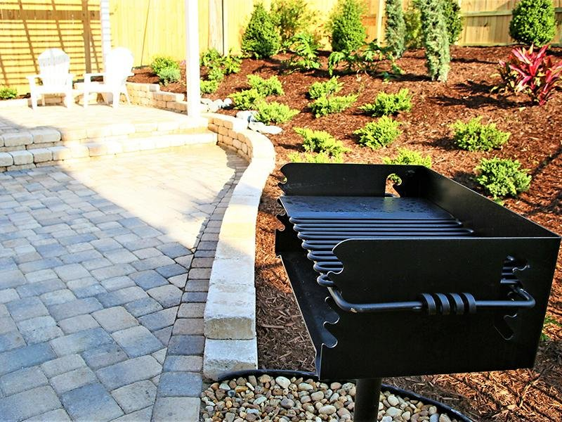 BBQ Grill   The Edge @ 401 Apartments
