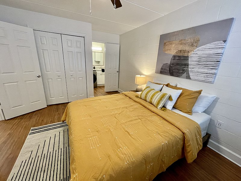 Large Bedrooms   The Edge @ 401