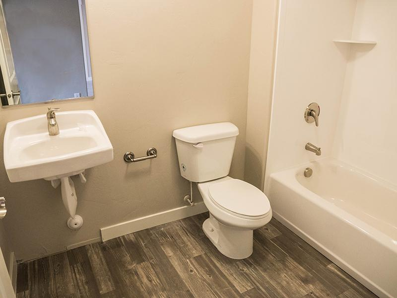Bathroom | Avalon Senior Living