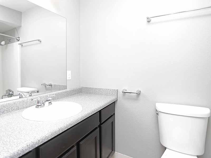 Bathroom | Apartments in Murray, Utah