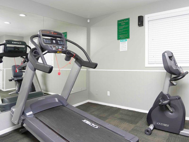 Sunnyvale Apartments: Gym Amenities in Murray