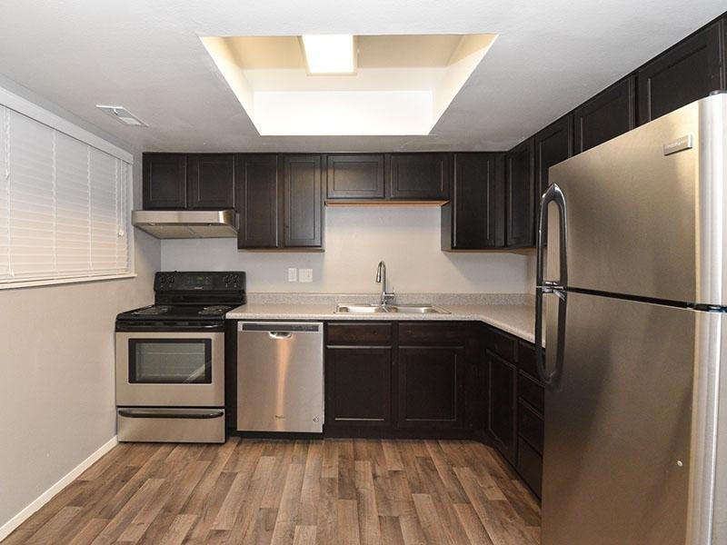 Kitchen | Sunnyvale Apartments