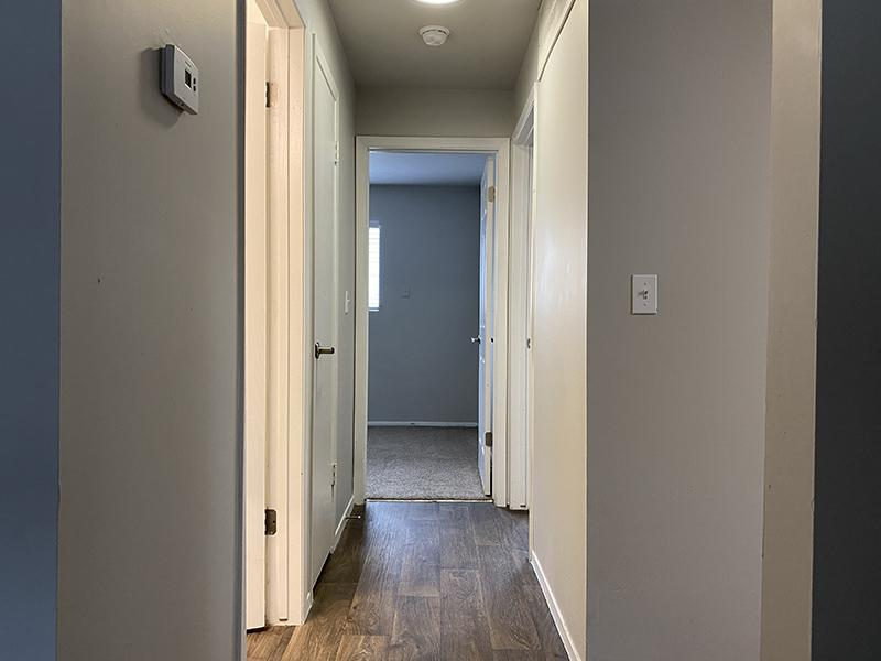 Hallway | The Pointe at Fort Union