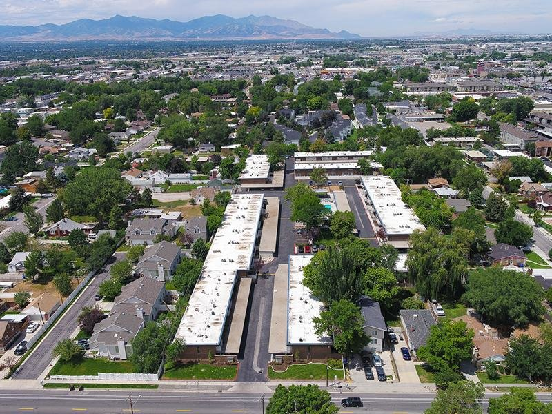 The 500 Apts in Salt Lake City, UT
