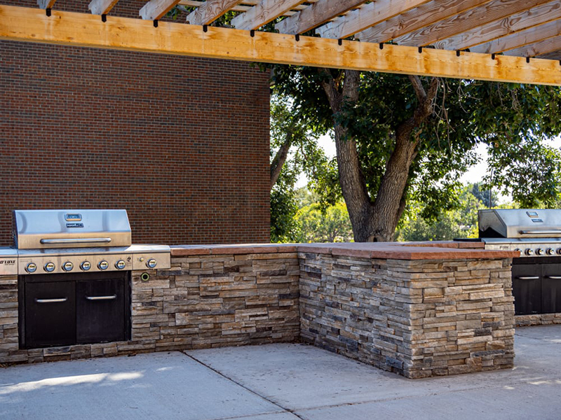 BBQ Grills | Lakeview Heights in Lakewood, CO