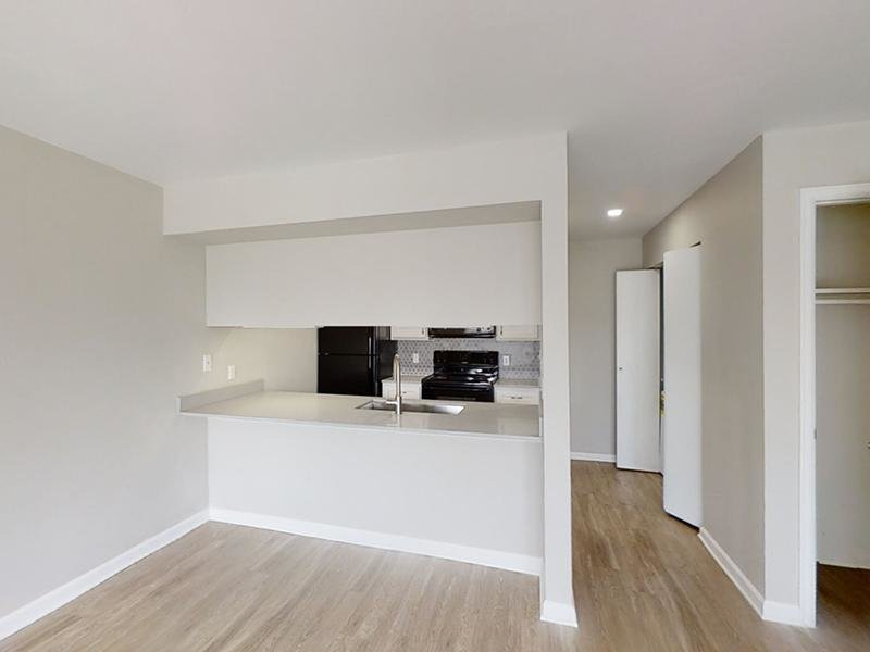 Hardwood Flooring | The Station Apartments