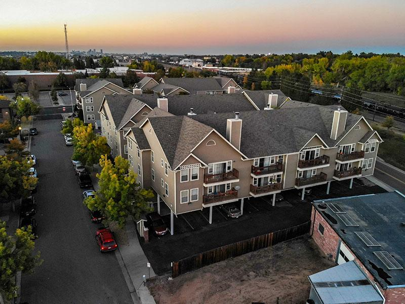 The Station Apartments in Littleton, CO