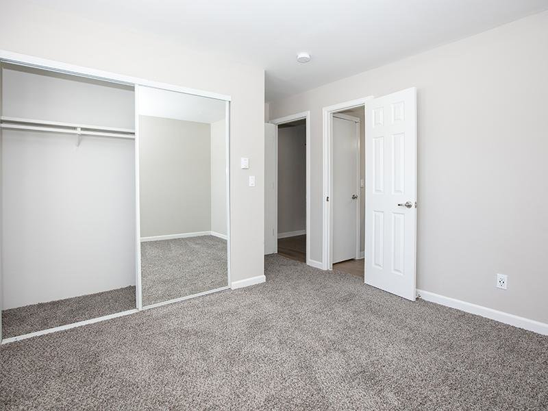 Ample Closet Space | The Station Apartments